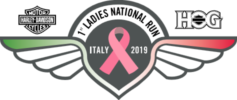 Logo 1° Ladies National Run